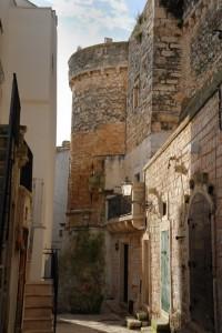 Una torre fra i vicoli