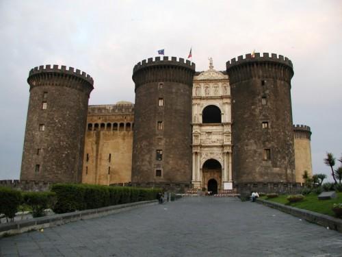Napoli - Maschio Angioino