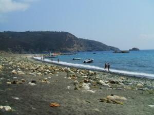 Spiaggia del cannelo
