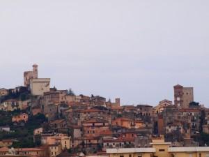 Terracina,la parte vecchia