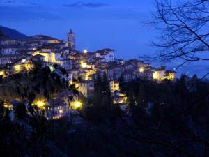 Notturno del Sacro Monte di Varese