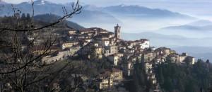 …finalmente il sole sul Sacro Monte di Varese