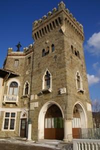torre del castelletto di Scorcola