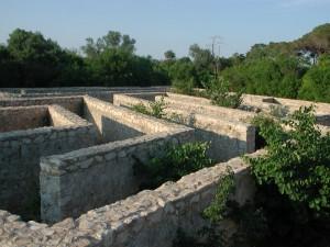 Castello di donnafugata il labirinto