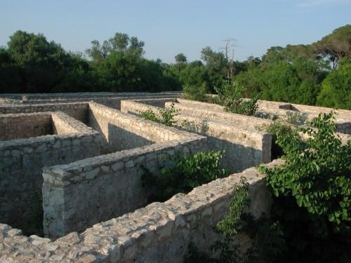 Ragusa - Castello di donnafugata il labirinto
