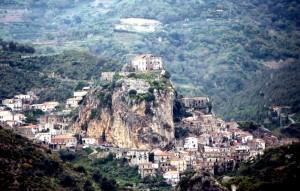 Panorama di Palizzi Superiore