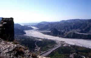 La vallata del fiume Amendolea