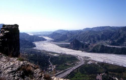 Condofuri - La vallata del fiume Amendolea