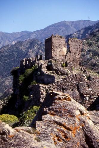 Condofuri - Rovine del Castello di Amendolea
