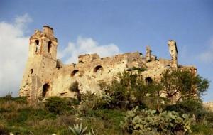 Ruderi del Castello Carafa
