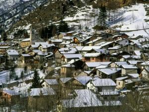 Il piccolo paese occitano