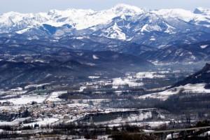 Lesegno -più la montagna