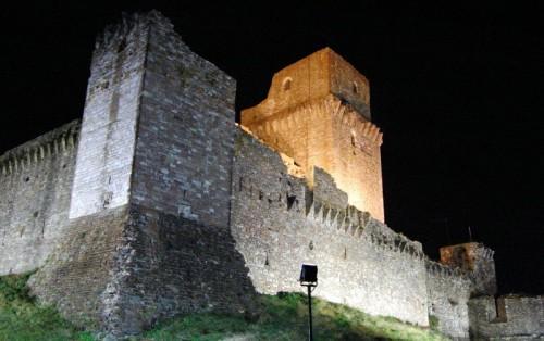 Assisi - L'architettura militare medievale