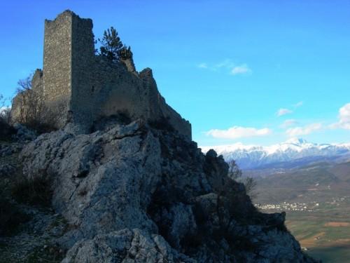 Ocre - Il castello d'Ocre