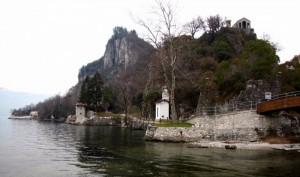 Lungo lago di Caldé