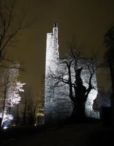 notturno della Torre di Velate