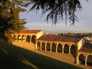 Il Porticato del Castello