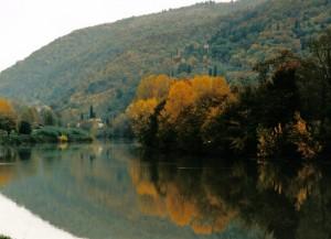 Le Sieci - Riflessi sul fiume 1
