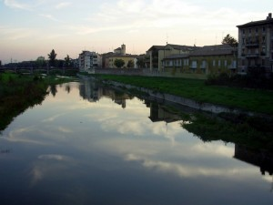 Sul lungo Parma