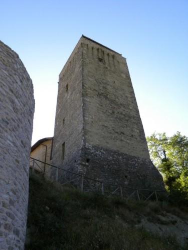 Valtopina - Torre del Castello del Poggio
