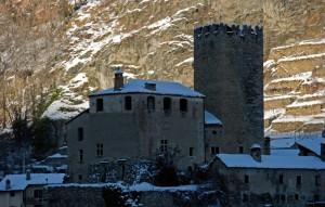 Il castello di Avise