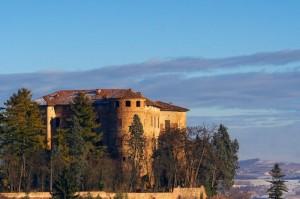 Il castello di Frinco