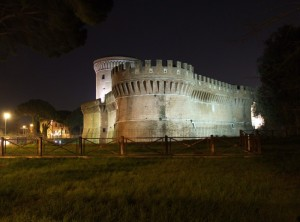 Giulio  by night