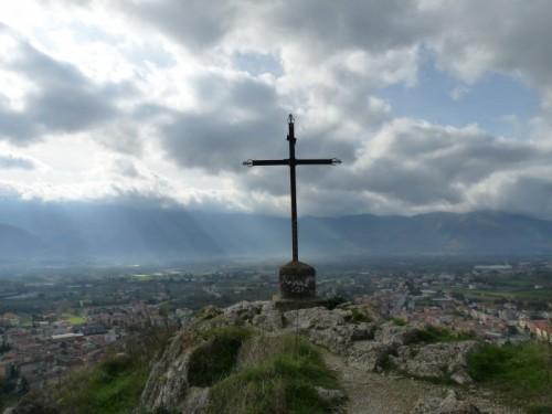 Montesarchio - Vista dal colle