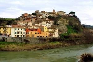 Capraia e l'Arno…panorama…