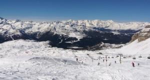 sciando da Passo Groste