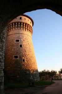 Brescia - Una torre… timida?