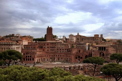 Roma - ancora dal Vittoriano