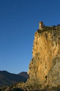 La torre Dantesca