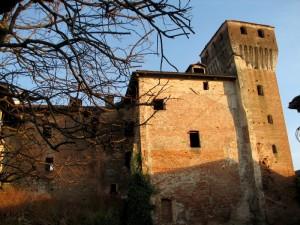 il castello abbandonato.
