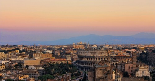 Roma - Possis nihil urbe Roma visere maius