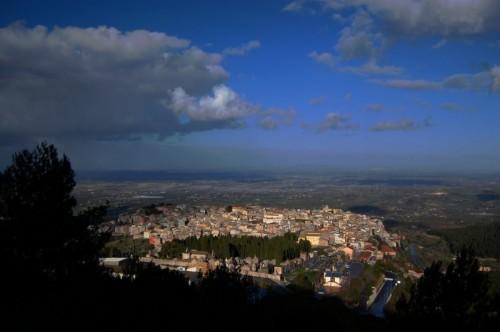 Chiaramonte Gulfi - Panorama Chiaramonte