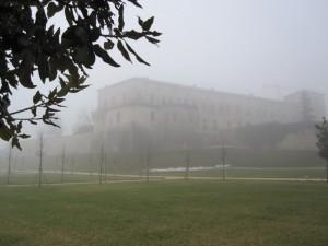 La Rocca nella Nebbia