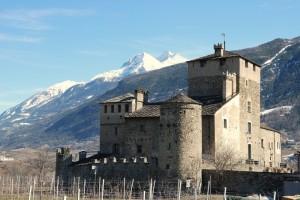 Castello di sarriod de la Tour