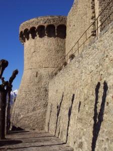 Il sole bacia le mura…