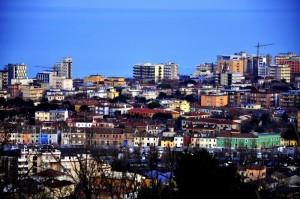 Case e colori di Pesaro