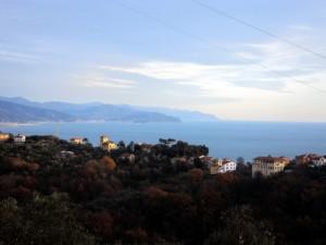 San Massimo e il golfo del Tigullio