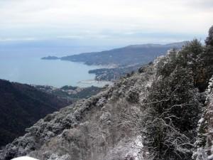 Mare e neve