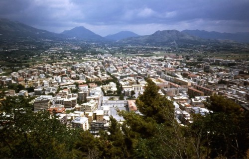Cassino - Città completamente ricostruita