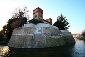 Le possenti mura di Treviso