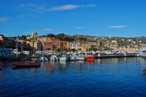 Santa Margherita Ligure - Il sole caldo dell'inverno