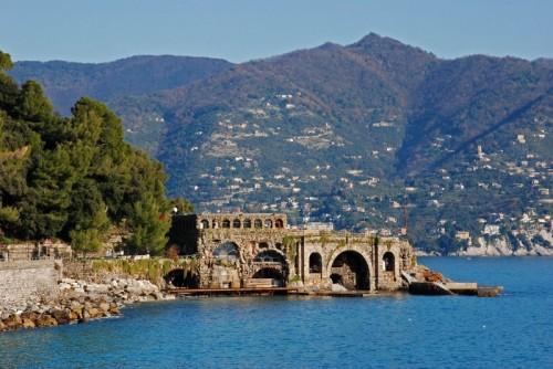 Santa Margherita Ligure - castello mai finito