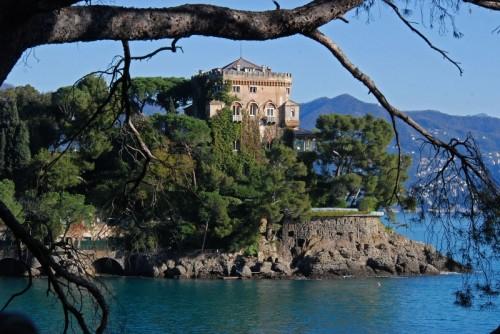 Santa Margherita Ligure - castello paraggi 1