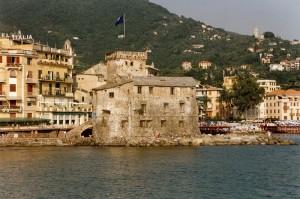 Rapallo 2001: La fortezza dal mare