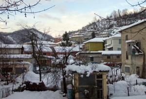 Quante case colorate anche a Cengio!