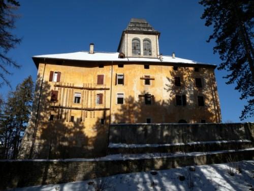Malosco - Ombre su Castel Malosco